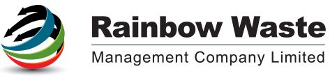 rainbow waste logo